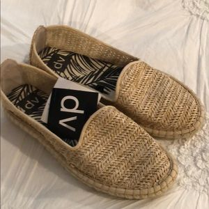 New with tags dc espadrilles